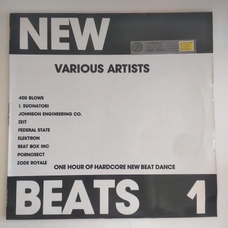 Various Artist - New beats 1 WRRLP 007