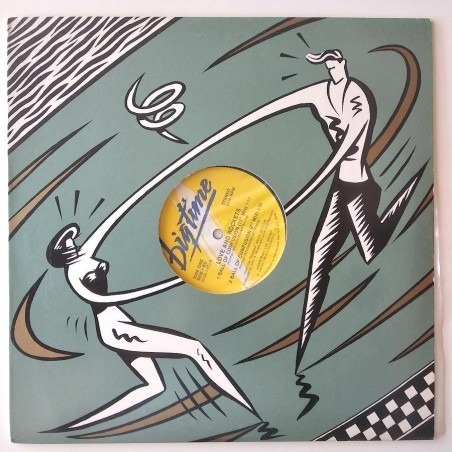 Love and Rockets - Ball of Confusion 6038-1-BD