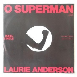 Laurie Anderson - O Superman WB 26 203