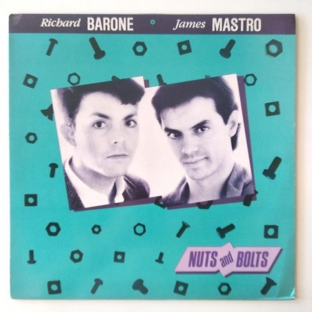 R. Barone / J. Mastro - Nuts and Bolts CL 0014
