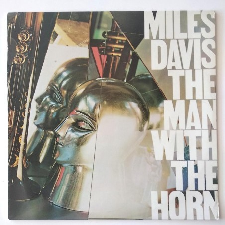 Miles Davis - The Man with the horn S 84708