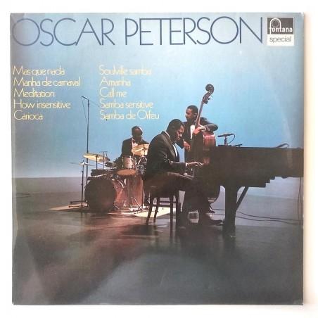 Oscar Peterson - Mas Que nada 6430 074