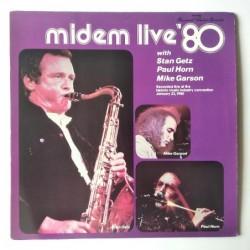 Getz / Horn / Garson - Midem Live '80 PC-51002