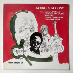 Georges Acogny - First steps in 33.851