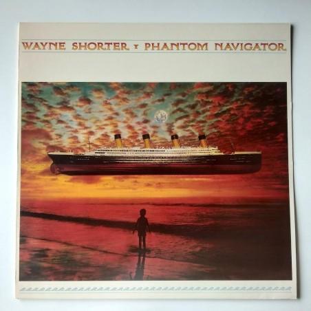 Wayne Shorter - Phantom Navigator  450365 1