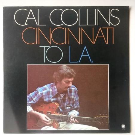 Call Collins - Cincinnati to L.A. CJ-59