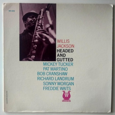 Willis Jackson - Headed and Gutted 5048