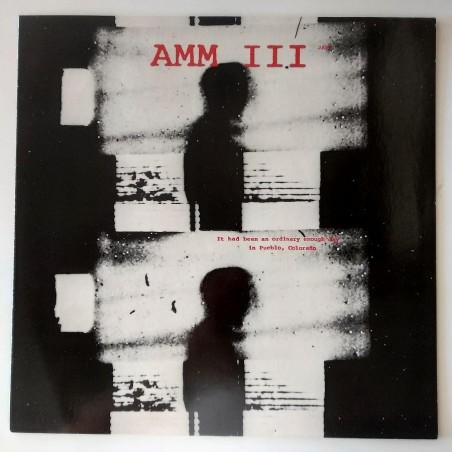AMM III - It had been an ordinary enoug day… 60 031 ST