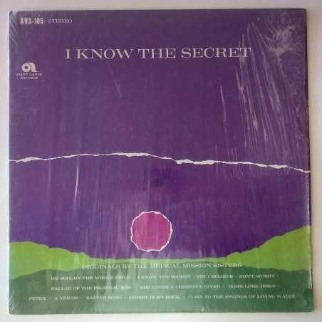 Medical Mission Sisters - I know the secret AVS-105
