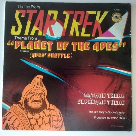 Jeff Wayne Space Shuttle - Apes' Shuffle WLP 301