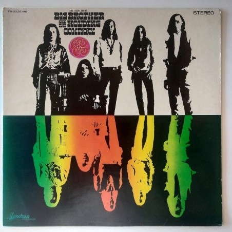 Big Brother and the holding company - S/T YS-2220-MS