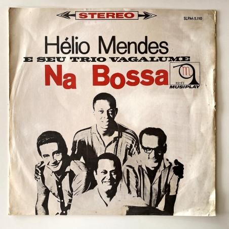 Helio Mendes - Na bossa SLPM -5