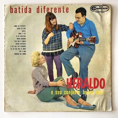 Heraldo e seu Conjunto Bossa Nova - Batida diferente CALB-5083