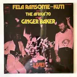 Fela Ransome Kuti - With Ginger Baker Live 1 J 062-04.933