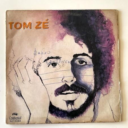 Tom Zé - Tom Zé SLP-10