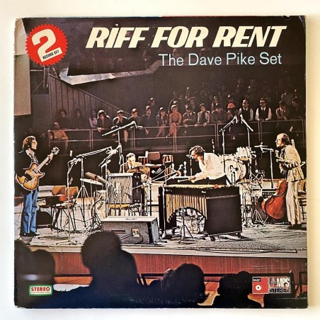Dave Pike Set - Riff for rent MC 25112