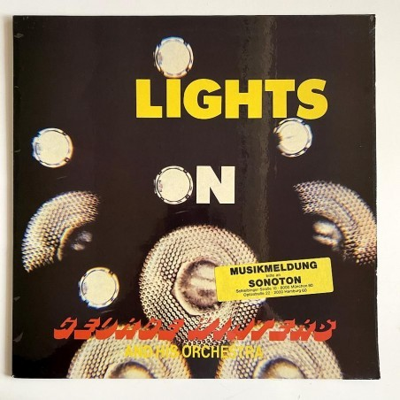 George Winters ans his Orchestra - Lights on ISST 111