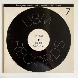Jerome Munafo - Janine UBM 1007