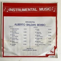 Alberto Baldan Bembo - instrumental music BB.LP.88126