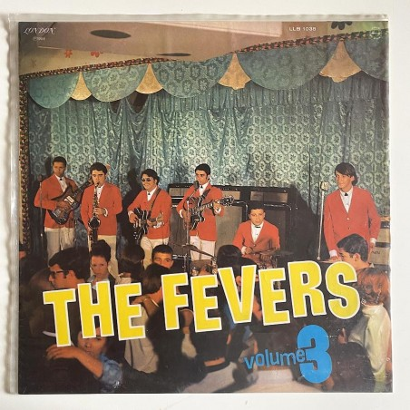The Fevers - Volume 3 LLB 1038