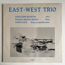East-West Trio - East West Trio 004