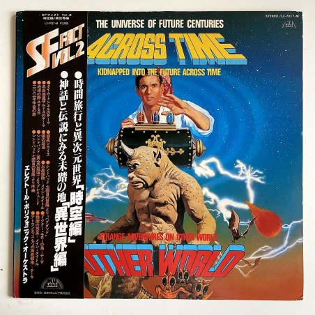 Electoru Polyphonic Orchestra - Across time SF Fact Vol.2 LZ-7017-M
