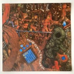 Gilles-V Dizzy Rieder - Manoeuvres d'Automne LP AGR 002