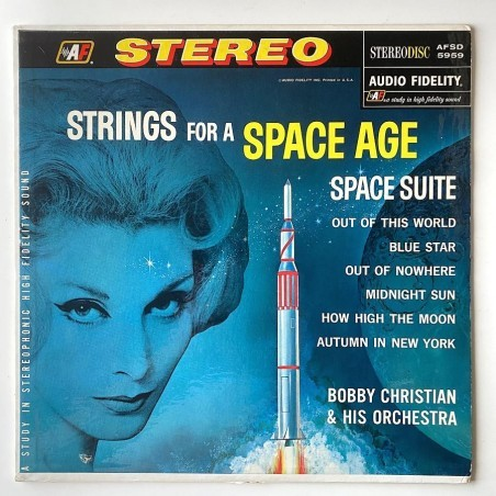 Bobby Christian - Strings foa a Space Age AFSD5959