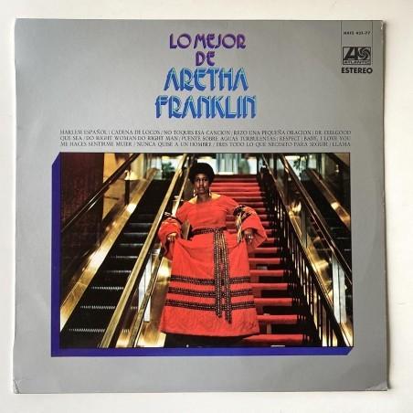 Aretha Franklin - Lo mejor de… HATS 421-77