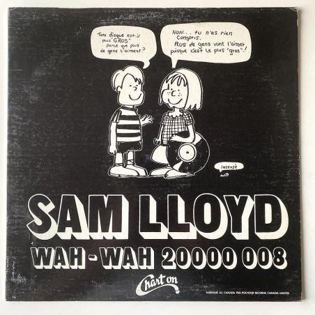 Sam Lloyd - Wah - Wah 2000 008 DJ