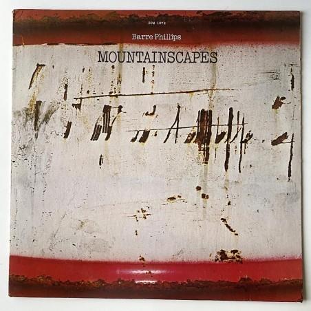 Barre Phillips - Mountainscapes ECM-1-1076