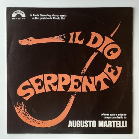 Augusto Martelli - Il Dio Sepemte 1971