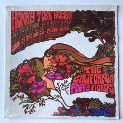 California Poppy Pickers - Honky Tonk Women S-5167
