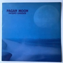 Jacques Loussier - Pagan Moon CBS 85859