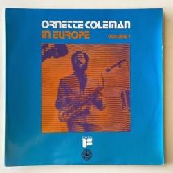 Ornette Coleman - In Europe Vol. 1 J-4265
