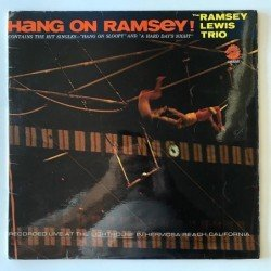 Ramsey Lewis Trio - Hang on Ramsey CRL 4520