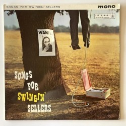 Peter Sellers - Songs For Swingin' Sellers PMC 1111