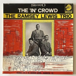 """Ramsey Lewis Trio - The """"in"""" crowd MGAR S-9226"""