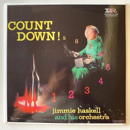 Jimmie Haskell - Count Down! LP-9068