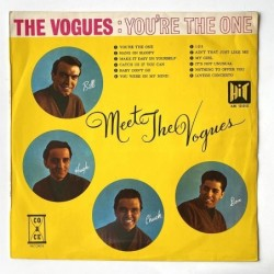 The Vogues - Meet the Vogues AM 12 012