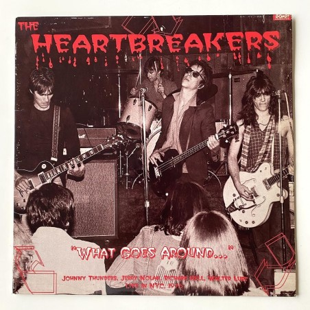 Heartbreakers - What goes around.. BLP 4039