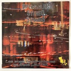 Cecil Leuter  - Les Sons Electroniques P 2036