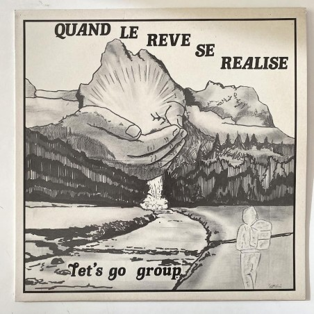 Let's go group - Quand le reve se realise LG 3301