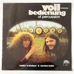 Lindner and Bohn - Voll-Bedienung of percussion brain 1047