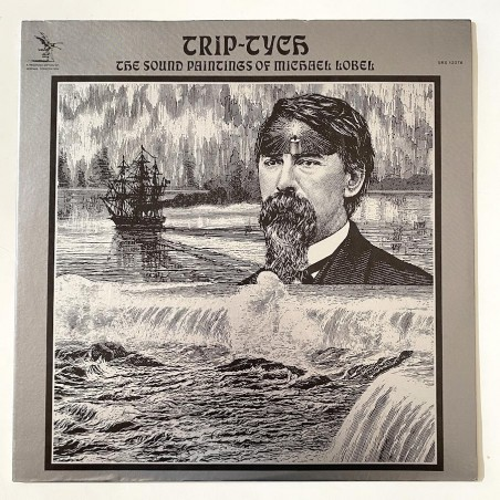 Michael Lobel - Trip-Tych SRS 12076