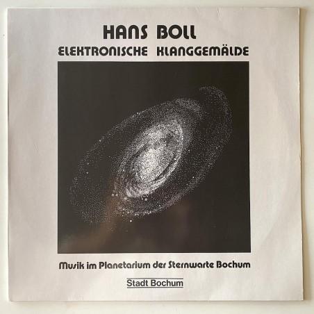 Hans Boll - Elektronische Klanggemälde KR 11 3302
