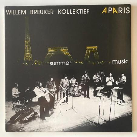 Willem Breuker Kollektief - A Paris  SR 251 marge 05