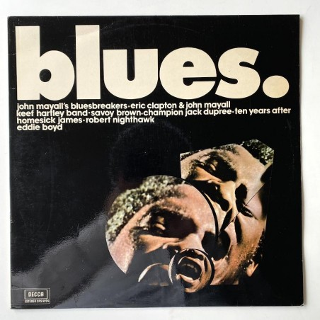 Various Artist - Blues. CPS 9295