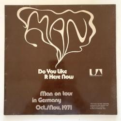 Man - Do you like if here now UAS 29 236 I
