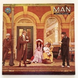 Man - Back into the future UAS 29 547/8XD